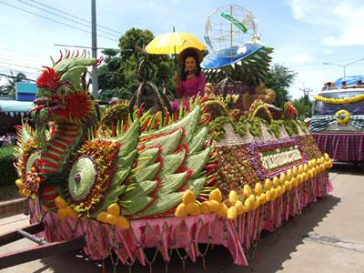 Si Sa Ket's Rambutan-Durian Fair