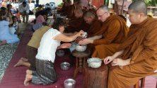 Merit Making Ceremony