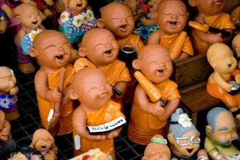 garden monks