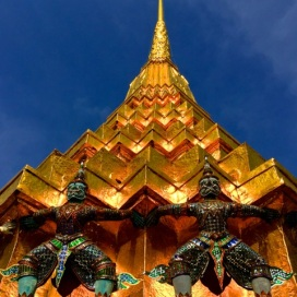 1st PlaceWat Phra Kaeo, BangkokRich AmbuskeGroup 127