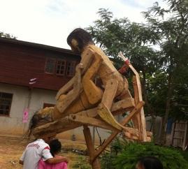 Wooden Sex People?!?!