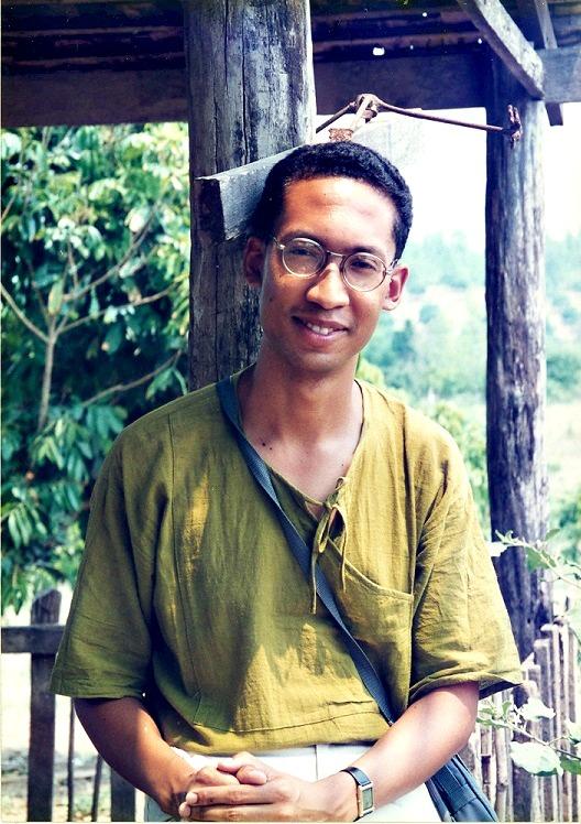 MPannell in Thailand 1993