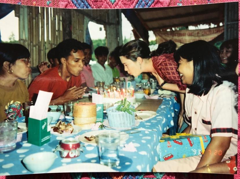 Annika Paradise Bday Cake