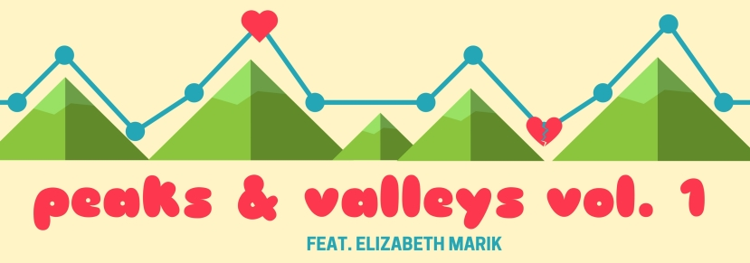 peaks & valleys volume 1 marik