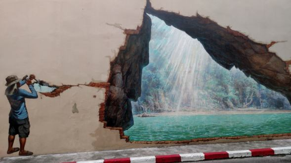 angela mural