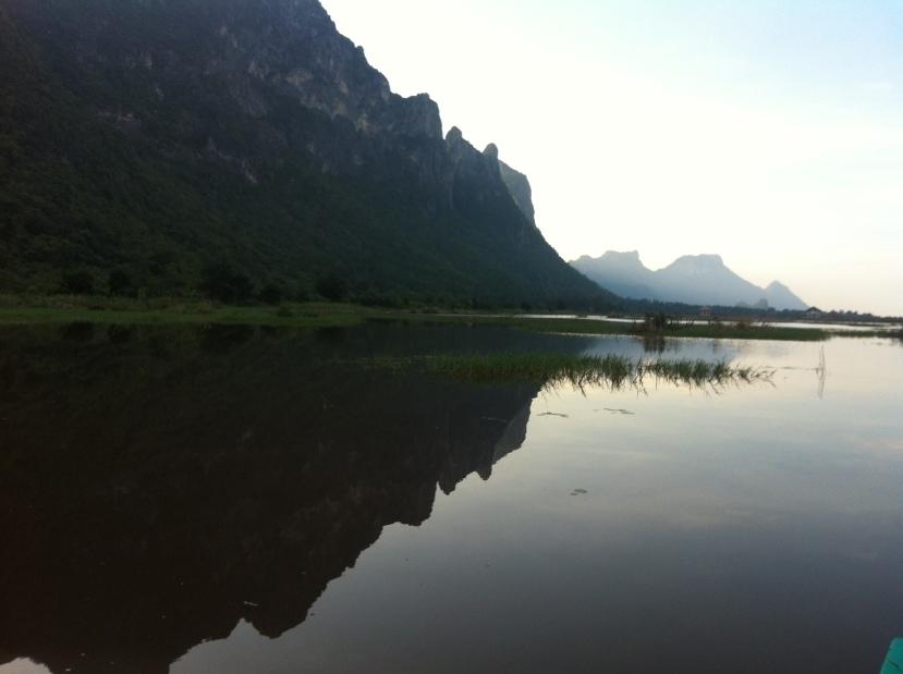 Khao Sam Roi Yod park-marsh trip