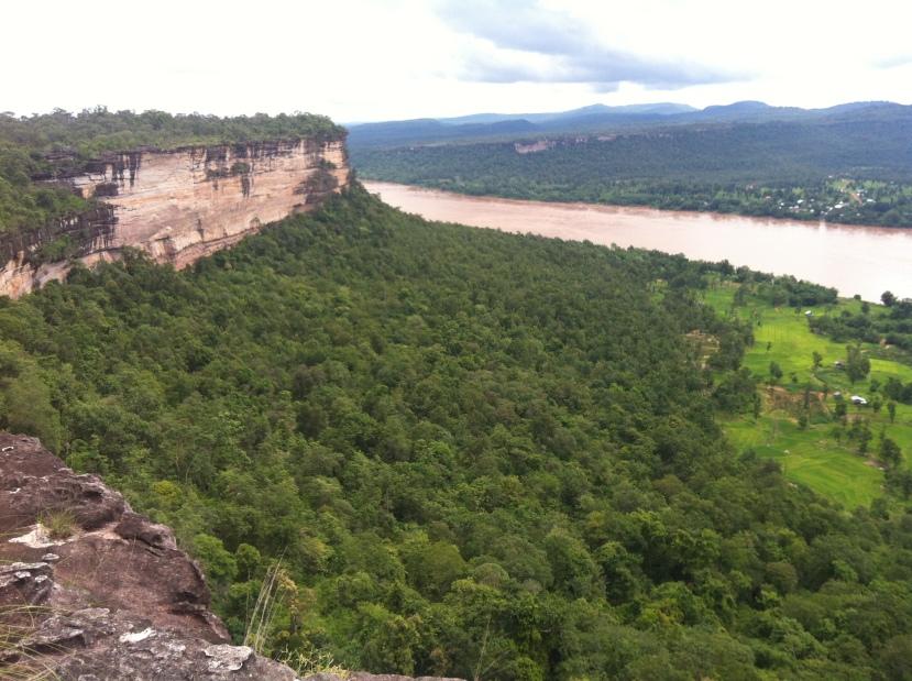 Pha Taem NP-Soi Sawan cliff view4