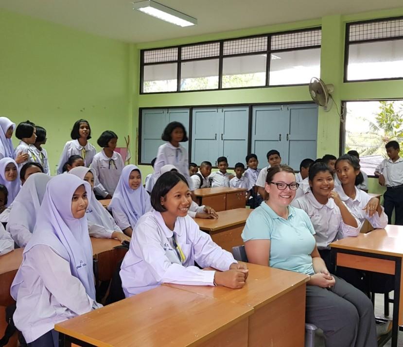 23. Female Volunteer