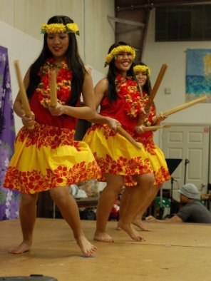 Hoku-Loa Polynesian Dancers